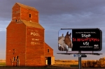 We need a sign in Saskatchewan....to break up the monotony of the prairies