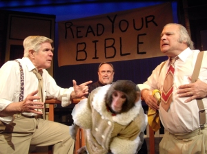 The Scopes Monkey trial is perhaps best known today for serving as the inspiration for the play, Inherit the Wind, and the movie of the same title.